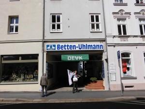 Karl Uhlmann weiß, wo er sich nach der Wahl erholen wird