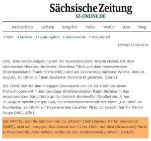 Sächsische Zeitung_150814