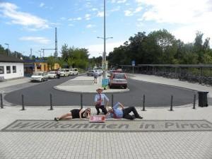 Willkommen in Pirna
